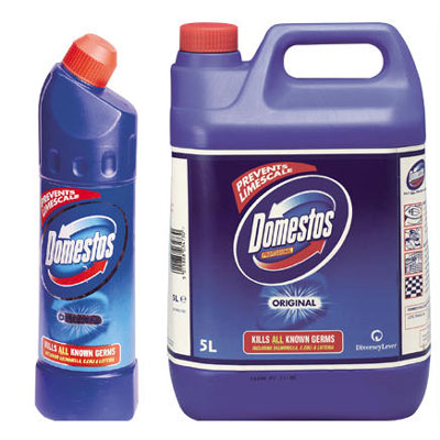 Disinfectants & Bleaches