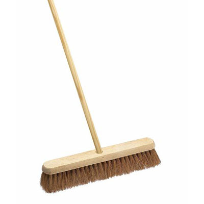 Brushes, Brooms & Sweepers