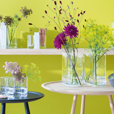 Candles, Holders & Vases