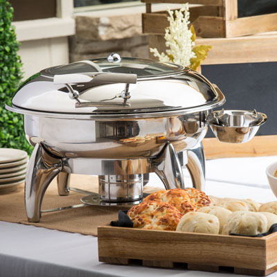 Chafing Dishes & Accessories