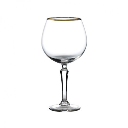Speakeasy Gold Gin Goblet