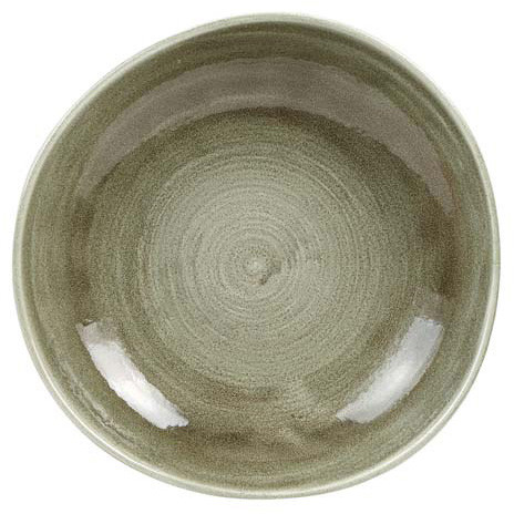 Churchill Stonecast Patina Organic Bowl