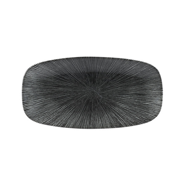 Churchill Agano Chefs Oblong Plate