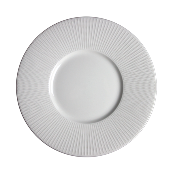 Steelite Willow Gourmet Plate Medium Well
