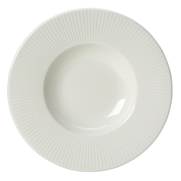 Steelite Willow Gourmet Deep Rimmed Bowl
