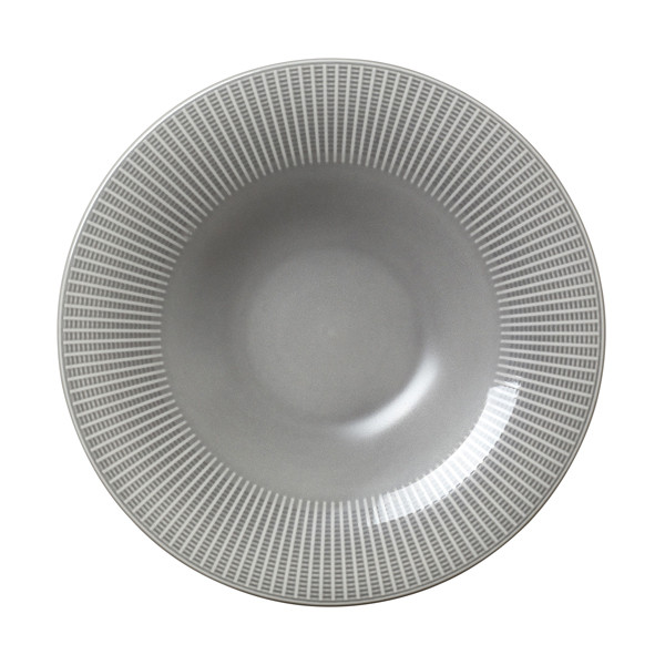 Steelite Willow Gourmet Rimmed Coupe Bowl