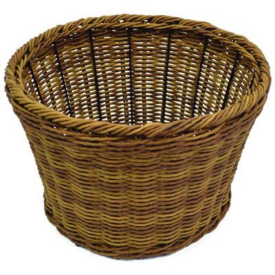 Dalebrook Round Polywicker Willow Basket