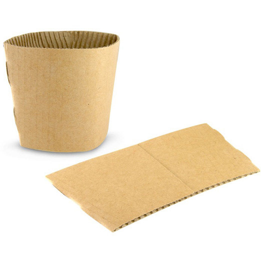 Kraft Coffee Cup Sleeve