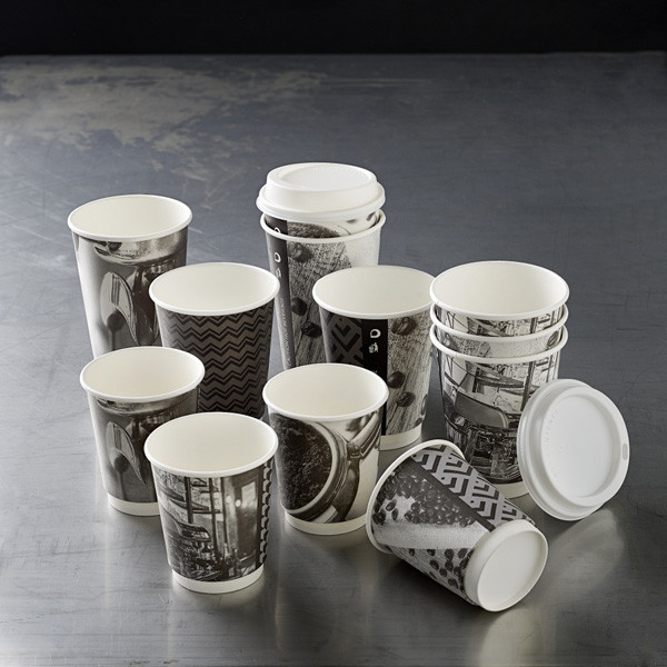 Barista Double Walled Hot Drink Cup