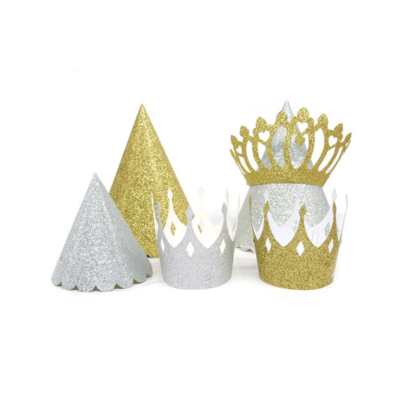 Brilliance Large Party Hats