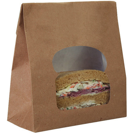 Kraft Laminated Sandwich Bag