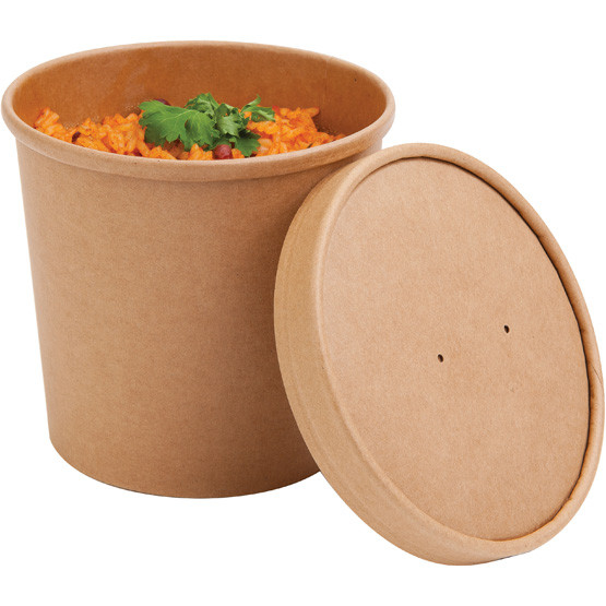 Lid For Kraft Soup Container