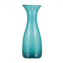 By Handmade Bubble Glass Carafe