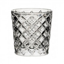 Criss Cross Tea Light Holder