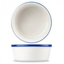 Churchill Retro Blue Ramekin