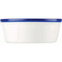 Churchill Retro Blue Pie Dish