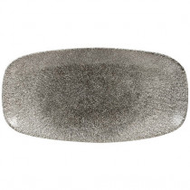 Churchill Raku Chefs Oblong Plate