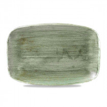 Churchill Stonecast Patina Chefs' Oblong Plate