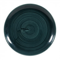 Churchill Stonecast Patina Coupe Plate