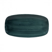 Churchill Stonecast Patina Chefs Oblong Plate