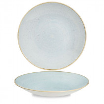 Churchill Stonecast Deep Coupe Plate