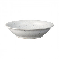 Denby Studio Blue Shallow Bowl