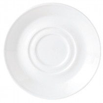 Steelite Simplicity Double Well Saucer Large