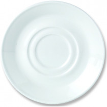 Steelite Simplicity Double Well Saucer Small