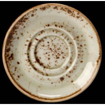 Steelite Craft Double Well Saucer Small