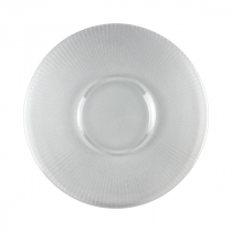 Steelite Willow Glass Gourmet Plate Small Well