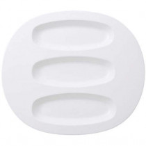 Affinity 3 Compartment Platter