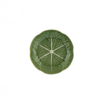 Bordallo Pinheiro Cabbage Dinner Plate