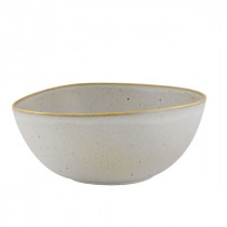 Vista Alegre Gold Stone Salad Bowl