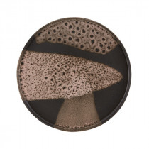 Vista Alegre Wild Rose Charger Plate