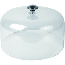 Dalebrook Clear San Lid With Zinc Alloy Handle