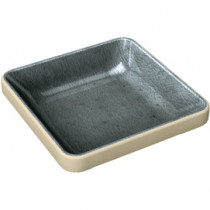 Playground Nara Flat Square Bowl
