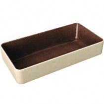 Playground Nara Deep Rectangular Bowl