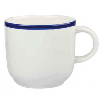 Churchill Retro Blue Cup