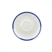 Churchill Retro Blue Ultimo Saucer