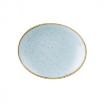 Churchill Stonecast Oval Plate