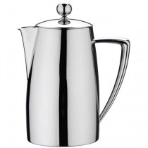 Art Deco Double Walled Cafetiere