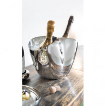 Robert Welch Stainless Steel Drift Champagne Bucket