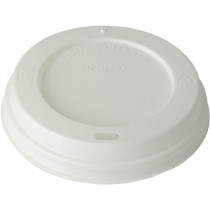 Domed Sip Thru Lid