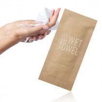 Compostable Wet Towel