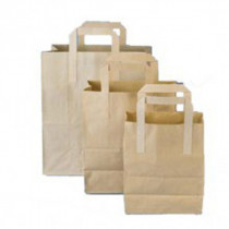 Handled Paper Bag