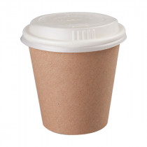 Kraft Compostable Paper Cup