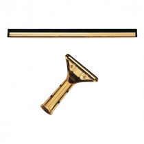 Window Squeegee Complete – Includes Handle, Channel & Blade