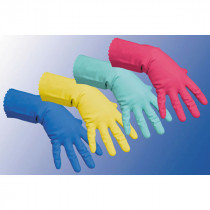 Vileda Rubber Gloves