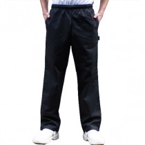Chefs Elasticated Trousers Long Leg