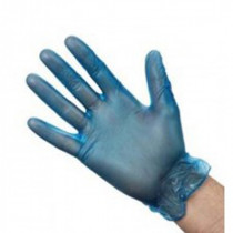 Powdered Vinyl Gloves